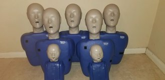 CPR Manikin Set - Everything you need in Kingwood, Texas