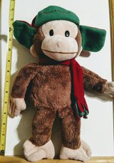 "Curious George Plush 14"" Universal Studios in 29 Palms, California"