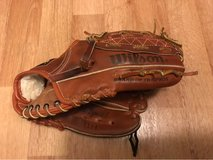 Wilson Youth Leather Baseball Glove in Lakenheath, UK