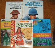 Lot of 5 books in Plainfield, Illinois