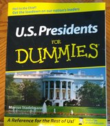 U.S. President's for Dummies in Plainfield, Illinois