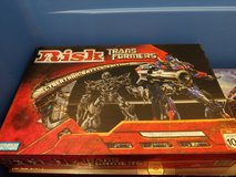 Risk: Transformers Edition in Fort Knox, Kentucky