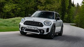 2021 Mini Countryman S All4 Promo in Spangdahlem, Germany