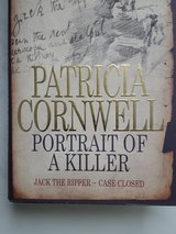 Patricia Cornwell: Portrait of a Killer in Ramstein, Germany