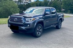 2016 Toyota Tacoma TRD Sport, Double Cab, 5 foot bed, American spec in Ramstein, Germany