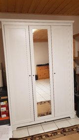 white 3 door wardrobe in Grafenwoehr, GE