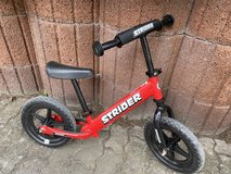 Strider Balance Bike in Ramstein, Germany