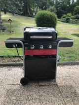 Barbeque Grill Gas or Charcoal char-broil gas2coal in Ramstein, Germany