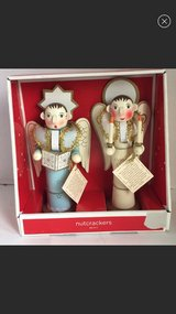 nutcrackers Set of 2 in Plainfield, Illinois