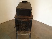Wood Burning Stove with all the piping in Alamogordo, New Mexico