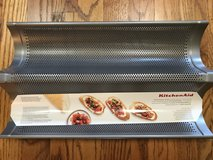 KitchenAid Double Baguette Loaf Pan (New in Package) in Naperville, Illinois