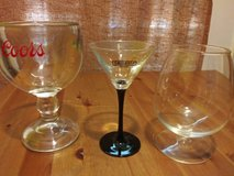 Glass drinkware/barware in Kingwood, Texas