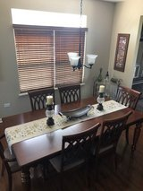 Macy's Dining Set - Moving - Must Sell! in Plainfield, Illinois