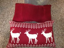 2 Christmas Pillows in Joliet, Illinois