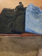 Size 16 slim Childrens place boys jeans 3 pair in Kingwood, Texas