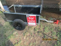 Trailer For Your Garden Mower Or Tractor in Alamogordo, New Mexico