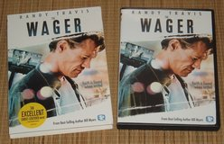 The Wager DVD w Slip Cover Randy Travis A Story About Faith in Plainfield, Illinois