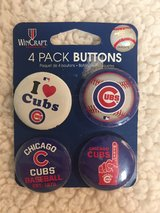 Cub Pins in Naperville, Illinois
