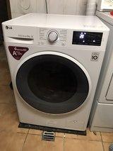LG washer in Ramstein, Germany