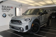 2021 Countryman S All4 - Euler Military sales in Wiesbaden, GE
