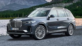 Build your own 2021 BMW X7 xDrive 40i *Available to order in Wiesbaden, GE