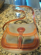 Dooney and Bourke Leather Purse in Tomball, Texas