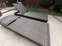 Outdoor Pool Loungers in Tomball, Texas