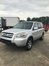 2008 Honda Pilot Fresh in, very clean! Hail reconstructed title in Fort Polk, Louisiana