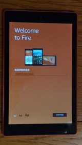 """Fire HD 8 Tablet (8"""" HD Display, 32 GB) - Red in Alamogordo, New Mexico"""