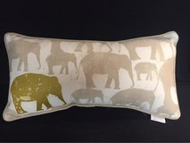 Decorative Elephant Pillow in St. Charles, Illinois
