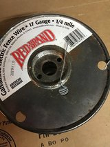 Red Brand Galvanized electric fence wire -NEW in Fort Campbell, Kentucky