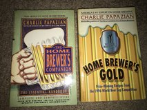 2 Home Brewing Books (Recipes & Handbook) in Wheaton, Illinois