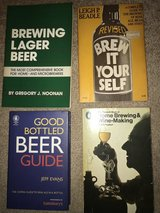 4 Home Beer Brewing Books in Wheaton, Illinois