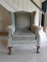 Wing-back Chair in Fort Belvoir, Virginia