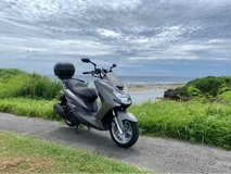 2013 Yamaha Majesty S in Okinawa, Japan