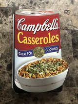 Campbells's Casseroles Cookbook in Spring, Texas