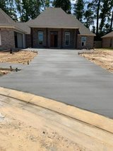 CONCRETE FOR  LESS in Tomball, Texas
