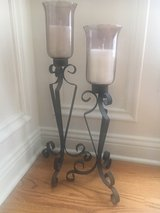 Candle holders in Algonquin, Illinois