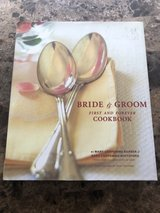 Bride & Groom Hardcover Cookcook in Spring, Texas