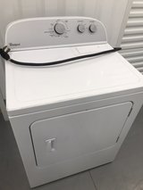 Whirlpool electric dryer in Kingwood, Texas