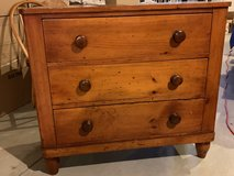 Antique Wood Dresser in Plainfield, Illinois