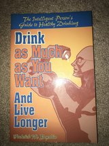 Book: Drink as Much as You Want and Live Longer in Chicago, Illinois
