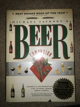 Beer Companion book by Michael Jackson in Naperville, Illinois