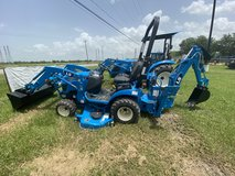 2020 LS Tractor MT-125 in Pasadena, Texas