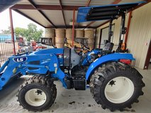 2020 LS TRACTOR XR4140 - 4X4 in Pasadena, Texas