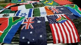 Flags for collectors in Naperville, Illinois