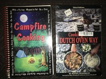 Campfire & Dutch Oven Cook Books in Naperville, Illinois
