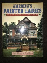 Victorian Houses Book (America's Painted Ladies) in Chicago, Illinois