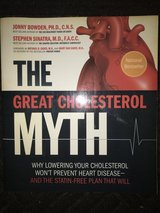 Book:  The Great Cholesterol Myth in Chicago, Illinois