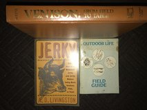 Jerky & Venison Books in Oswego, Illinois